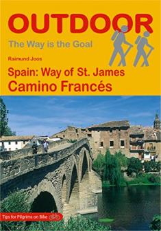 Camino Francés guidebog: Outdoor - The Way Is the Goal